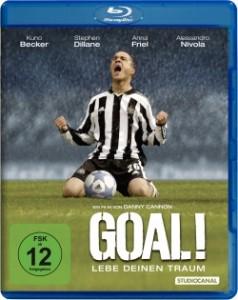 """Das Blu-ray-Cover von """"Goal!"""" (Quelle: StudioCanal)"""