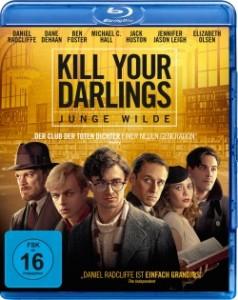 "Das Blu-ray Cover von ""Kill Your Darlings"" (Quelle: Koch Media)"