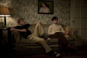 Lucien und Allen entspannen (Quelle: Koch Media)