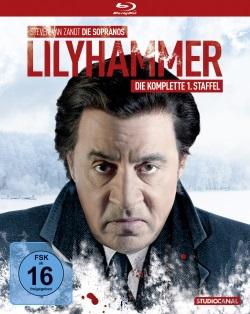 """Das Blu-ray-Cover der ersten Staffel """"Lilyhammer"""" (Quelle: StudioCanal)"""