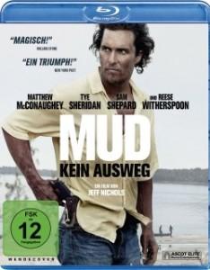 """Das Blu-ray-Cover von """"Mud"""" (Quelle: Ascot Elite)"""