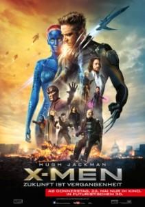 """Das Plakat von """"X-Men - Zukunft ist Vergangenheit"""" (Quelle: 20th Century Fox)"""