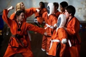 Mit Karate zur Tanz-Choreografie (Quelle: Universum Film)