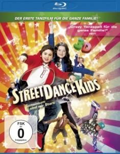 """Das Blu-ray-Cover von """"Streetdance Kids"""" (Quelle: Universum Film)"""