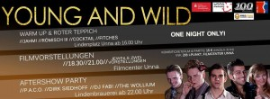 """""""Young And Wild"""" Premiere"""