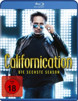 "Das Blu-ray-Cover von ""Californication Staffel 6"" (Quelle: Paramount Pictures Home Entertainment)"