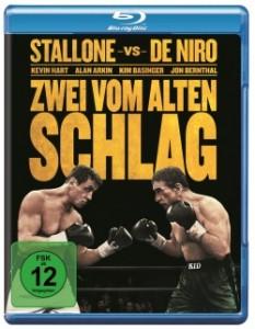 """Das Blu-ray-Cover von """"Zwei vom alten Schlag"""" (Quelle: Warner Home Entertainment)"""