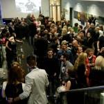 Filmcrew und Gäste genossen die gute Stimmung und das angenehme Ambiente. (Quelle: LeinwandreporterTV)