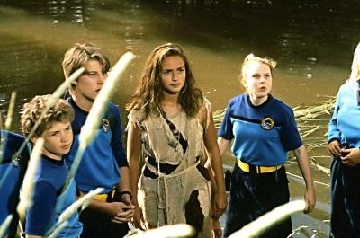 Neri und die Kinder von ORCA (Quelle: KSM Film)