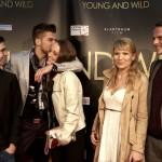 Das wohl schönste Foto des Abends, mit Stefan Merten, dem Schauspieler Michael Bruch und seiner Freundin Ina Viehofen, sowie Kathrin Bolle und André Decker (Quelle: LeinwandreporterTV)