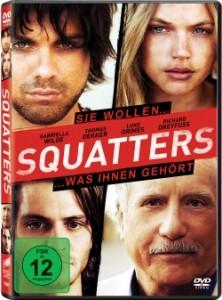 "Das DVD-Cover von ""Squatters"" (Quelle: Sony Pictures Home Entertainment)"