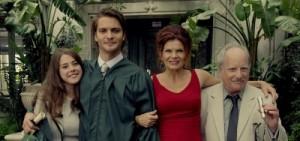 Die Familie Silverman glücklich vereint (Quelle: Sony Pictures Home Entertainment)