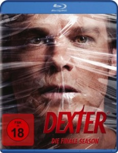 "Das Blu-ray-Cover von ""Dexter - Season 8"" (Quelle: Paramount Home Entertainment)"