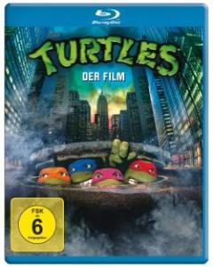 """Das Blu-ray-Cover von """"Turtles - Der Film"""" (Quelle: Winkler Film)"""
