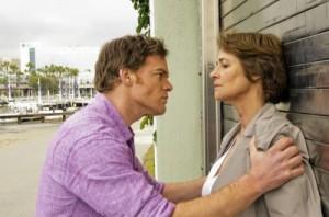 Dr. Vogel übernimmt schnell einen großen Part in Dexters Leben (Quelle: Paramount Home Entertainment)