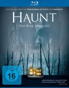 """Das Blu-ray-Cover von """"Haunt"""" (Quelle: Universum Film)"""