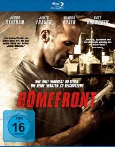 """Das Blu-ray-Cover von """"Homefront"""" (Quelle: Universum Film)"""
