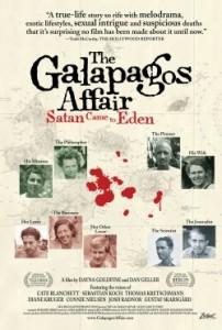 """Das Plakat von """"Die Galapagos-Affäre"""" (Quelle: Zeitgeist Films)"""