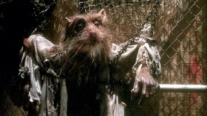 Meister Splinter wird gefangen gehalten (Quelle: Winkler Film)