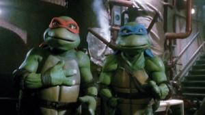 Zwei voll konzentrierte Schildkröten (Quelle: Winkler Film)