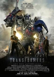 """Das Hauptplakat von """"Transformers 4: Ära des Untergangs"""" (Quelle: Paramount Pictures)"""