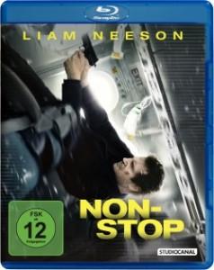 "Das Blu-ray-Cover von ""Non-Stop"" (Quelle: StudioCanal)"