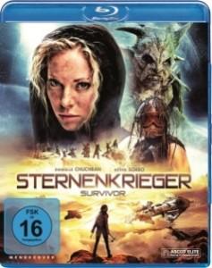 """Das Blu-ray-Cover von """"Sternenkrieger - Survivor"""" (Quelle: Ascot Elite)"""