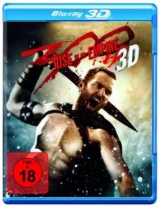 """Das Blu-ray-Cover von """"300 - Rise of an Empire 3D"""" (Quelle: Warner Home Entertainment)"""