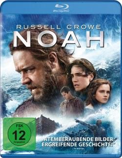 "Das Blu-ray-Cover von ""Noah"" (Quelle: Paramount Pictures)"