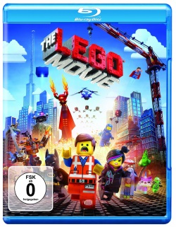 "Das Blu-ray-Cover von ""The Lego Movie"" (Quelle: Warner Bros)"