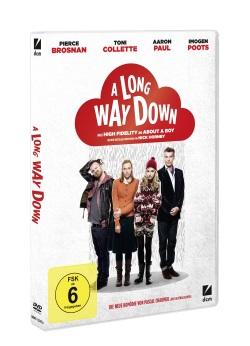 """Das DVD-Cover von """"A Long Way Down"""" (Quelle: DCM)"""