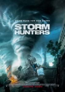 """Das Plakat von """"Storm Hunters"""" (Quelle: Warner Bros)"""