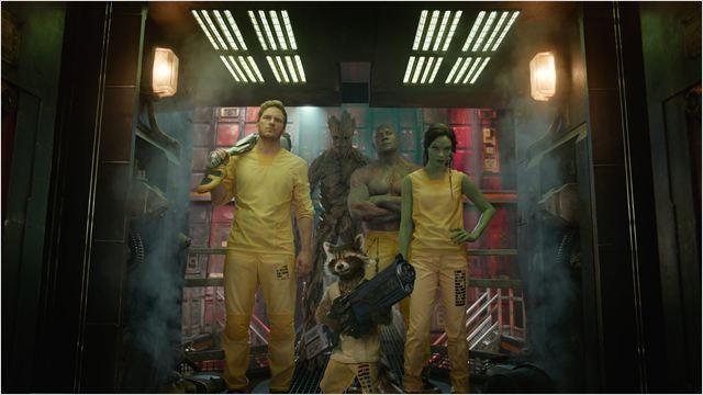 Die Guardians raufen sich zusammen (Quelle: Marvel Deutschland)