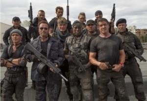 Action-Legenden unter sich (Quelle: 20th Century Fox)