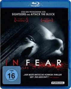 "Das Blu-ray-Cover von ""In Fear"" (Quelle: StudioCanal)"