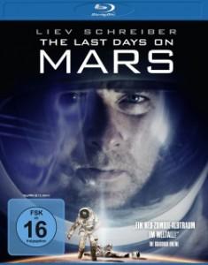 """Das Blu-ray-Cover von """"The Last Days on Mars"""" (Quelle: Universum Film)"""