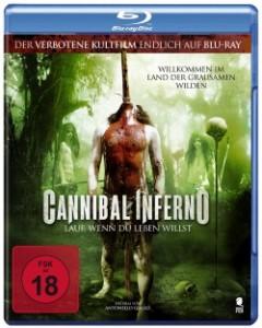 "Das Blu-ray-Cover von ""Cannibal Inferno"" (Quelle: Tiberius Film)"