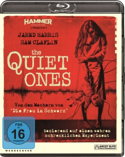 "Das Blu-ray-Cover von ""The Quiet Ones"" (Quelle: Ascot Elite)"