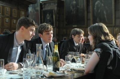Miles und Alistair sind neu in Oxford (Quelle: Prokino)