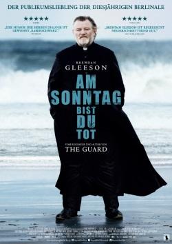 """Das Plakat von """"Am Sonntag bist du tot"""" (Quelle: Ascot Elite)"""