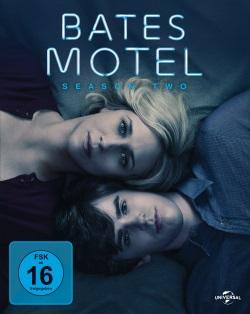 Das Blu-ray-Cover von Bates Motel Staffel 2 (Quelle: Universal Pictures)