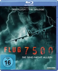 "Das Blu-ray-Cover von ""Flug 7500"" (Quelle: Concorde Home Entertainment)"