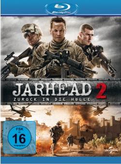 "Das Blu-ray-Cover von ""Jarhead 2"" (Quelle: Universal Pictures Germany)"