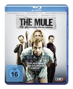 """Das Blu-ray-Cover von """"The Mule"""" (Quelle: MFA Film)"""