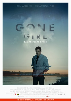 """Das Poster von """"Gone Girl"""" (Quelle: 20th Century Fox)"""
