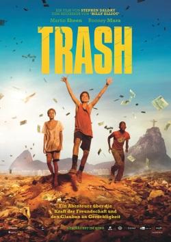 """Das Plakat von """"Trash"""" (Quelle: Universal Pictures)"""