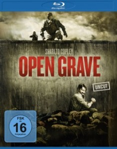"""Das Blu-ray-Cover von """"Open Grave"""" (Quelle: Universum Film)"""