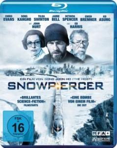 "Das Blu-ray-Cover von ""Snowpiercer"" (Quelle: Ascot Elite, MFA Film)"