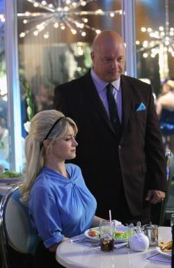 Vincent und seine Zählraum-Managerin Mia (Quelle: Paramount Home Entertainment)