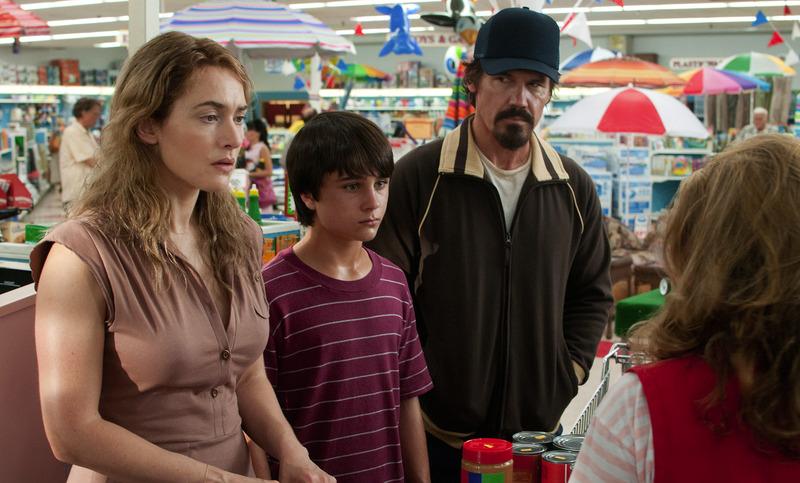 Im Supermarkt lernen Adele und Henry den flüchtigen Frank kennen (Quelle: Paramount Home Entertainment)